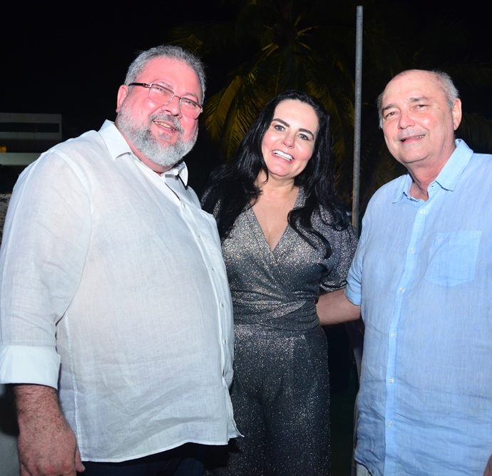 Claudio Queiroz, Jacinta Queiroz, Ozinar Costa