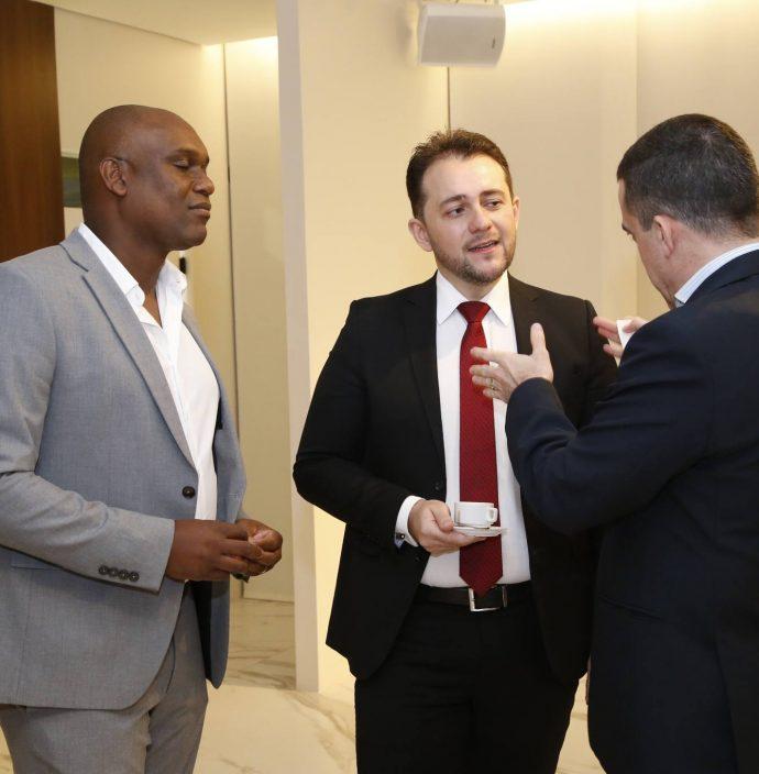 Clayton Do Carmo, Romulo Marcel E Alexandre Maia