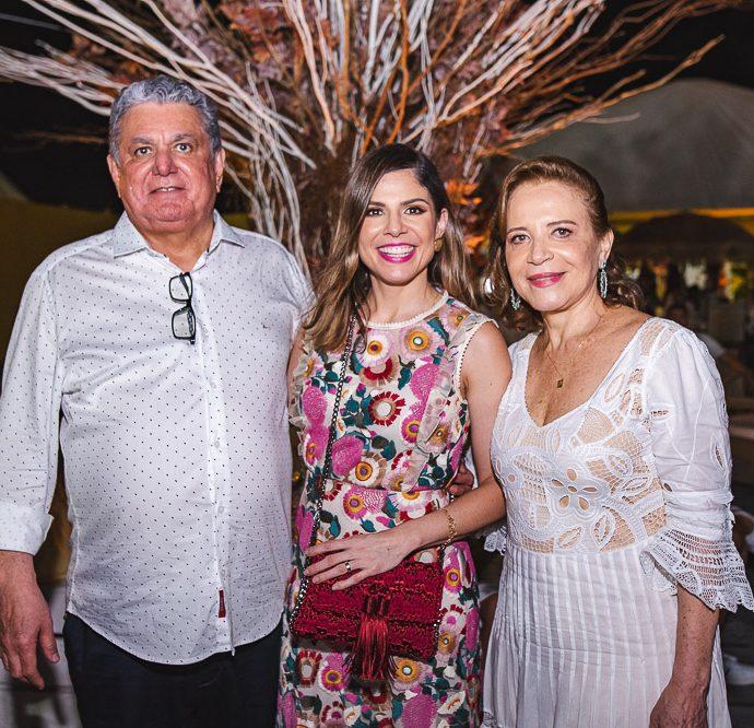 Cleber Cunha, Carol Bezerra E Angela Cunha