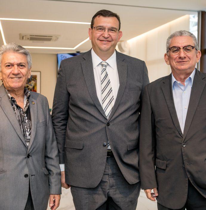 Clovis Nogueira, Marcos Viana E Marcelo Maranhao