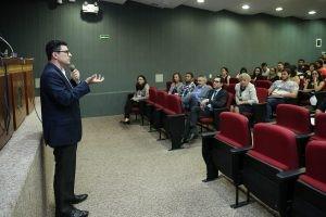 UNIFOR recebe pesquisadores da França para participar de Simpósio sobre câncer de pulmão