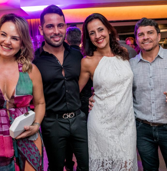 Cristina Ary, Veri Bessa, Cristiane Emidio E Henrique Carvalho