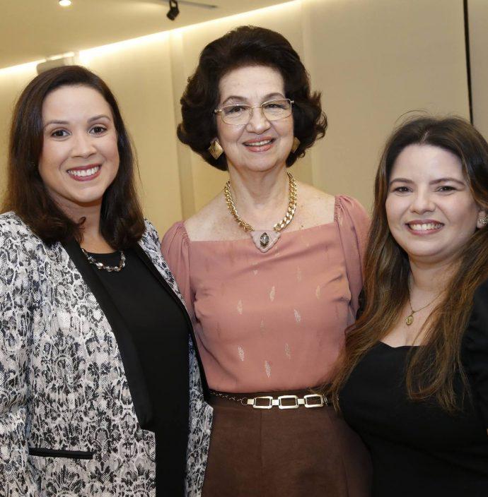 Cybele Almeida, Aucilea Freire E Rebeca Frota