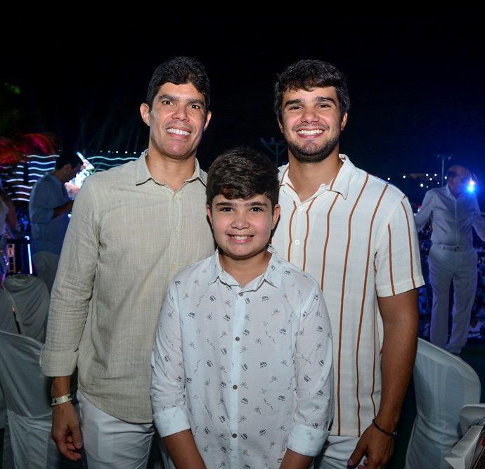 Daniel Magalhães, Daniel Maglhães Filho, Raphael Gil