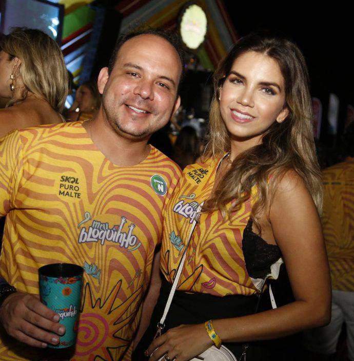 Daniel Meireles E Sara Gadelha