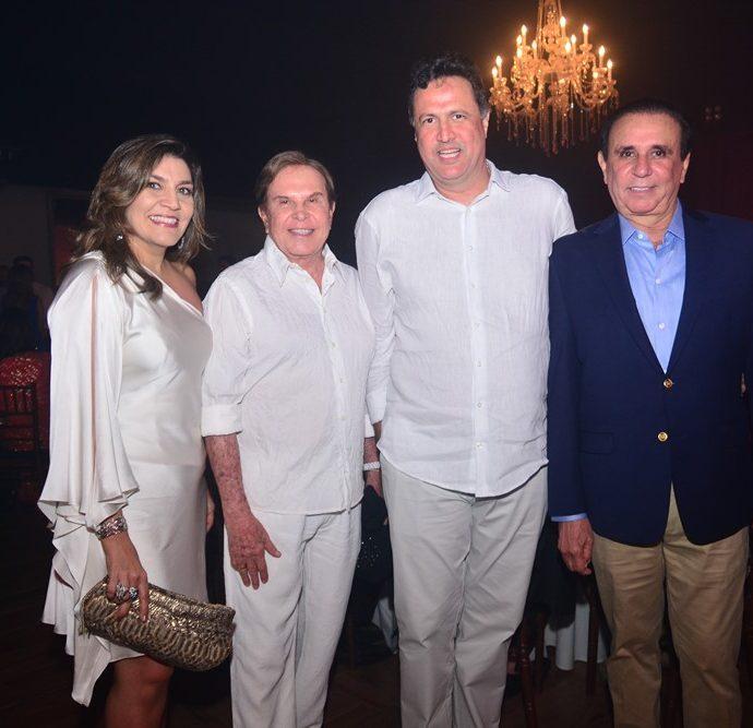 Daniele Lopes, Lázaro Medeiros, Ricardo Lopes E Gaudêncio Lucena