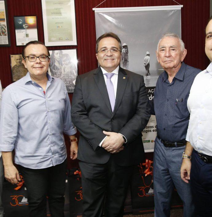 Delano E Alessandro Belchior, Romildo Rolim, Walter E Germano Belchior