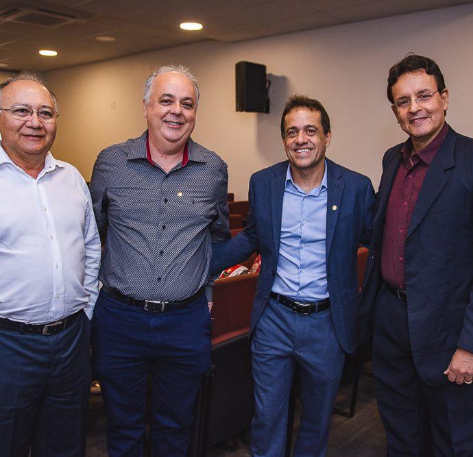Delano Gadelha, Jose Augusto Torres, Edgy Paiva E Sergio Augusto Nogueira