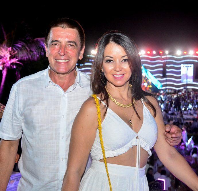 Denis e Rosangela Sanchez