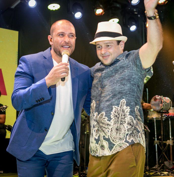 Diogo Nogueira E Igor Barroso