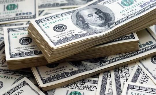 Dólar encerra sessão desta sexta na sua maior máxima histórica