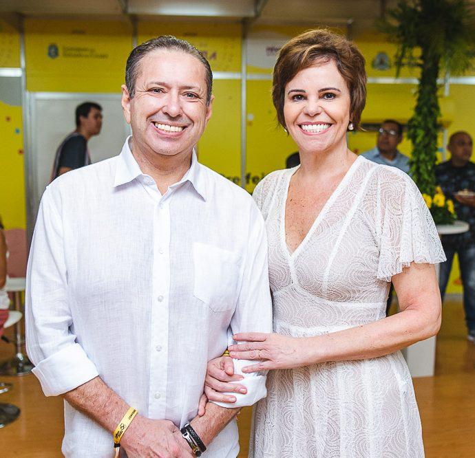 Domingos Filho E Patricia Aguiar