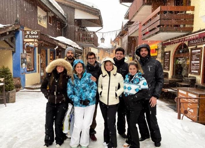 Temporada de neve atrai os cearenses até as principais estações de esqui do mundo