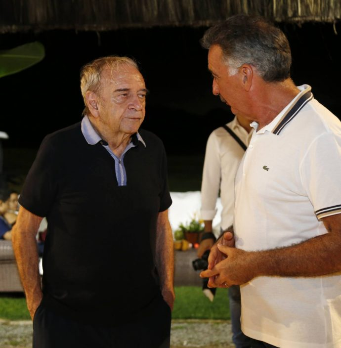 Edinilo Soarez E Artur Bruno