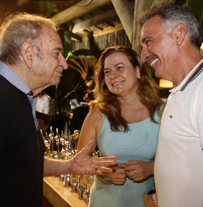 Edinilo Soarez, Natercia Rios E Artur Bruno