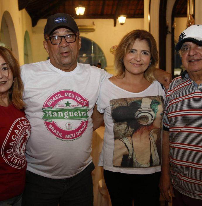 Edna Coutinho, Bira Monteiro, Edna Pinheiro E Menino Camurca