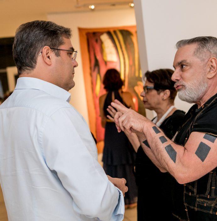 Edson Queiroz Neto E Lino Villaventura
