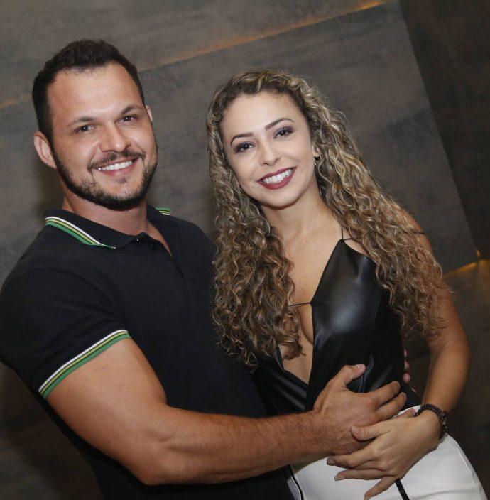 Eduardo Barbosa E Kaline Noro