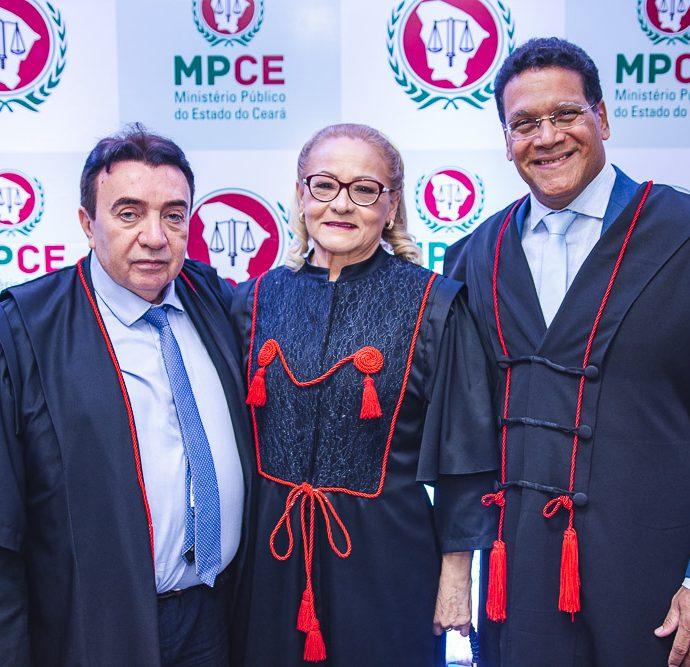Eduardo Cortez, Maria Jose e Miguel Angelo