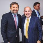 Elcio Batista e Roberto Claudio