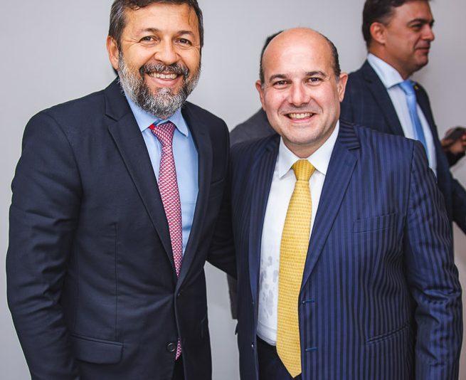 Posse - Em prestigiada solenidade, Manuel Pinheiro toma posse como procurador-geral de Justiça do Ceará