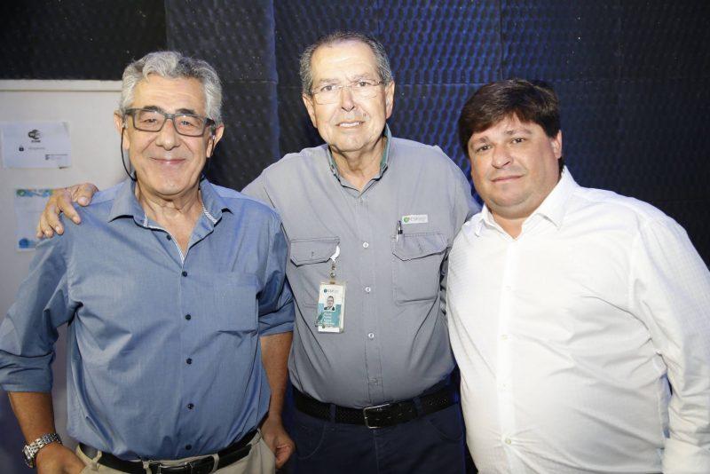 Emmanuel Mitsou, Ricardo Parente E George Lima