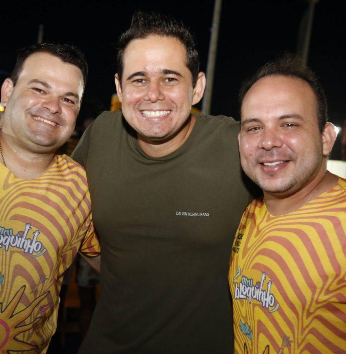 Eugenio Parente, Guilherme Nobrega E Daniel Meireles