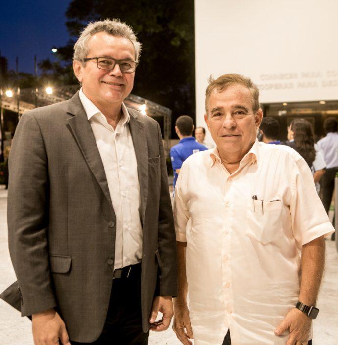 Eulalio Costa e Claudio Targino