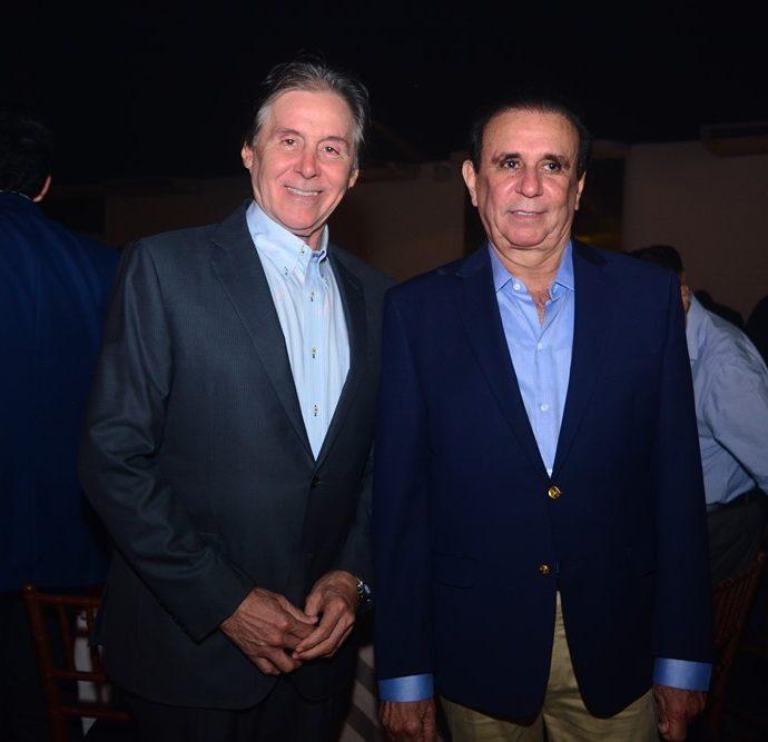 Eunício Oliveira E Gaudêncio Lucena