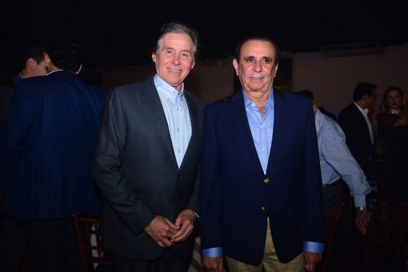 Sucesso puro - Gaudêncio Lucena celebra os 45 anos da Corpvs Segurança com megafesta e show de Fagner