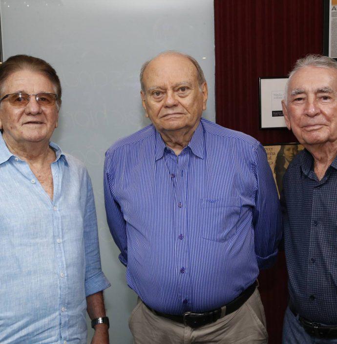 Eymard Amoreira, Claudio Carneiro E Walter Belchior