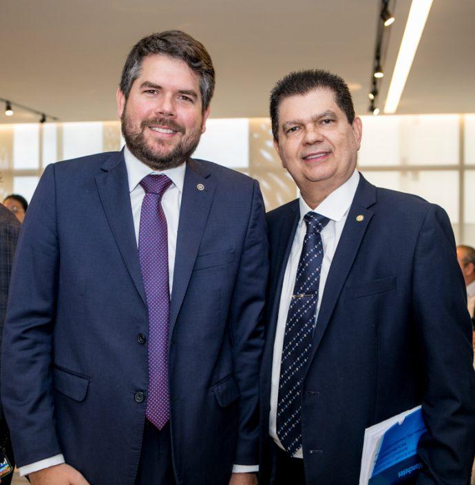 Fabio Zeck E Mauro Benevides Filho
