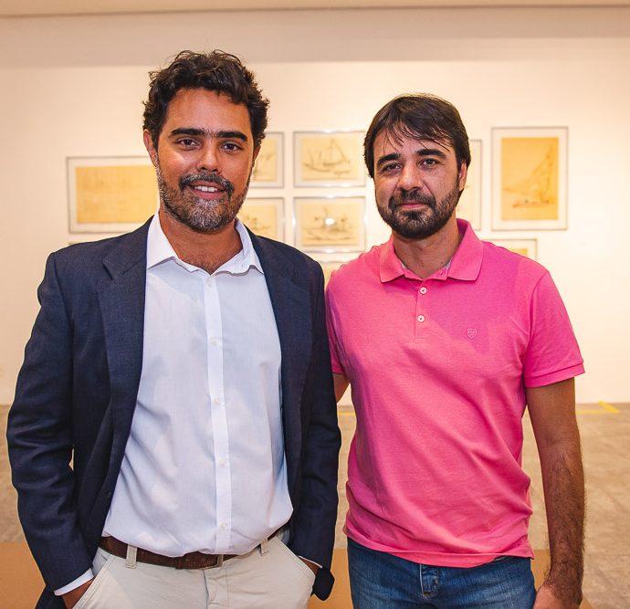 Fabricio Porto E Roberto Vieira
