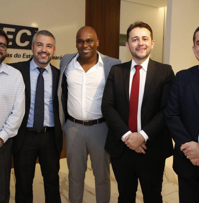 Felipe Dos Santos, Edvan Silva, Clayton Do Carmo, Romulo Marcel E Alexandre Maia