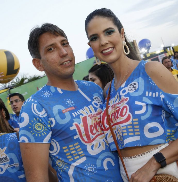 Felipe Guimaraes E Priscila Rocha