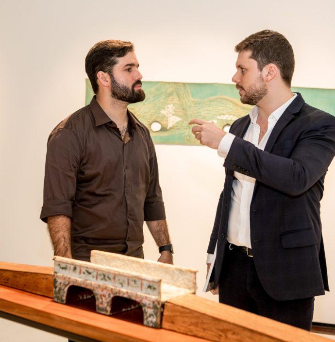 Felipe Rocha E Victor Perlingeiro