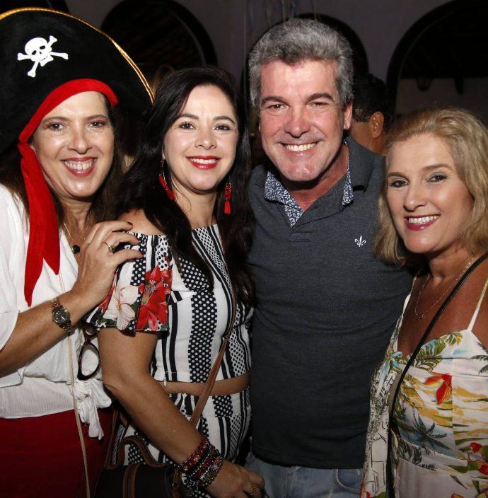 Fernanda Aguiar, Rose Ximenes, Sergio E Lolo Aguiar