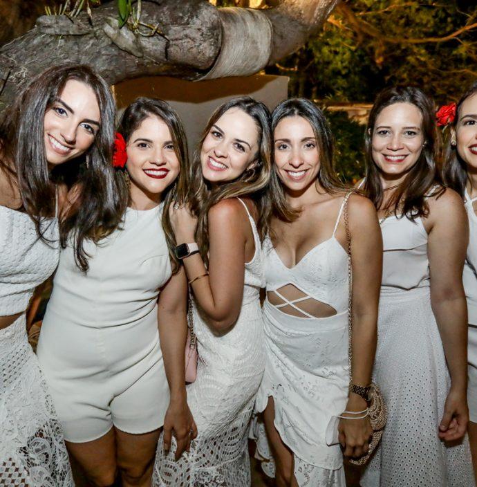Fernanda Castelo, Naiara Nogueira, Lorena Fontoura, Jessica Rodrigues, Isabel Cavalcante E Gabriela Juaçaba