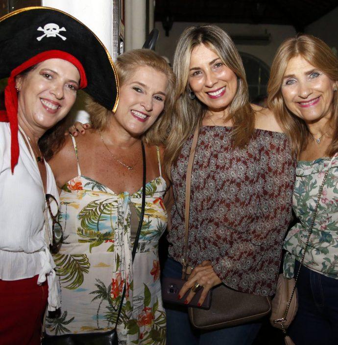 Fernanda E Lolo Aguiar, Viene Ponce De Leon E Jacqueline Barbosa