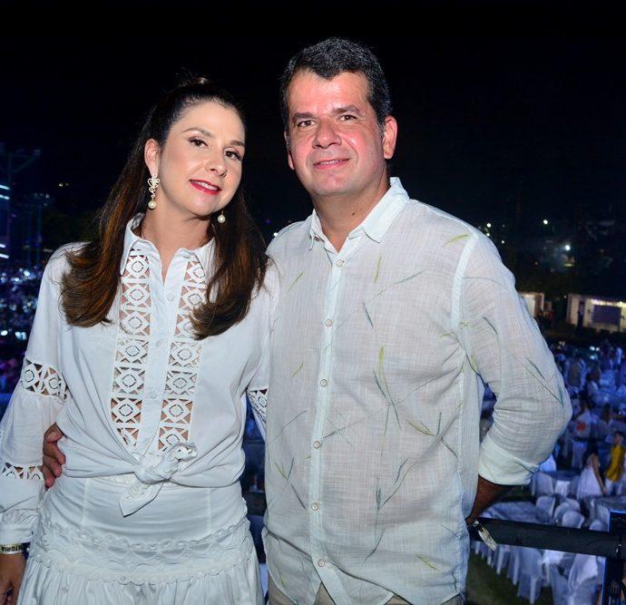 Fernanda e Roberto Bezerra