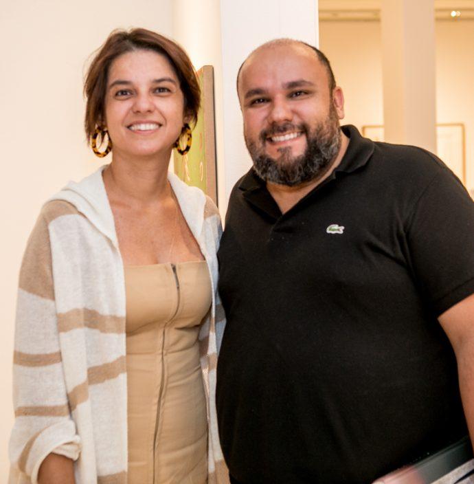Fernanda Telles E Erico Monteiro