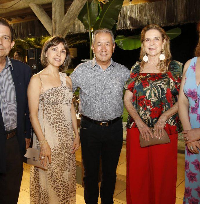 Fernando Castro Alves, Circe Jane, Vandocy Romero, Anya Ribeiro E Enid Camara