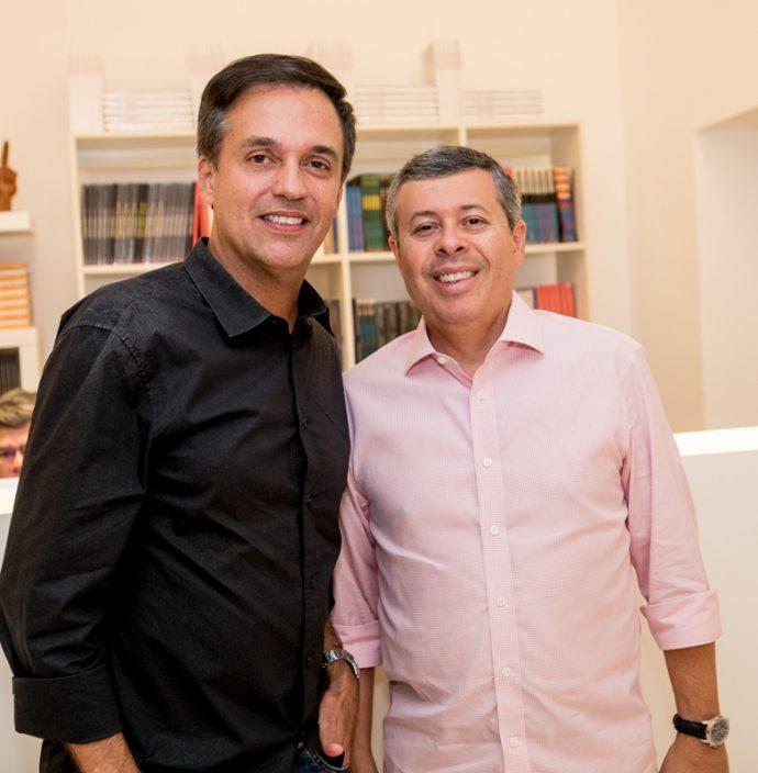 Fernando Novais E Anastacio Marinho