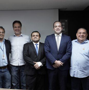 Conselho Regional de Engenharia e Agronomia do Ceará empossa nova diretoria