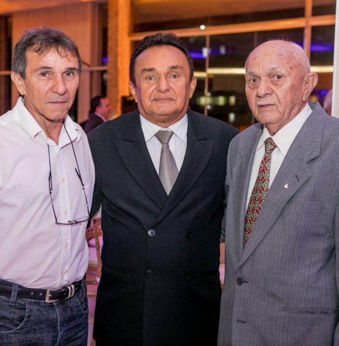 Francisco Welington, Cel Holanda E Ten Pinheiro