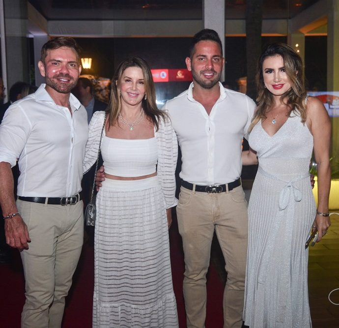 Fred Carioca, Fernanda Mattoso , Veri Bessa E Jaqueline Maia