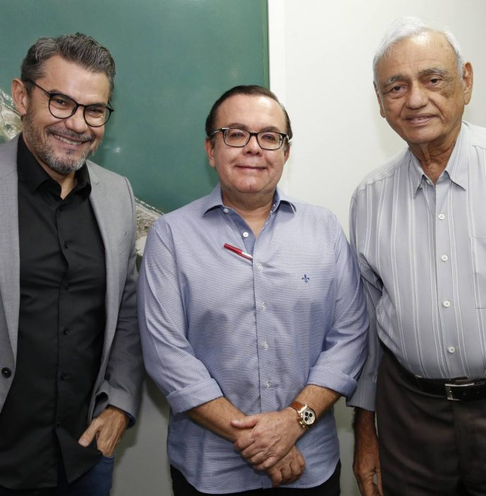 Fred Pinho, Alessandro Belchior E Leorne Belem