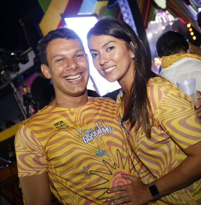 Frederico Sancho E Flavia Beltrao