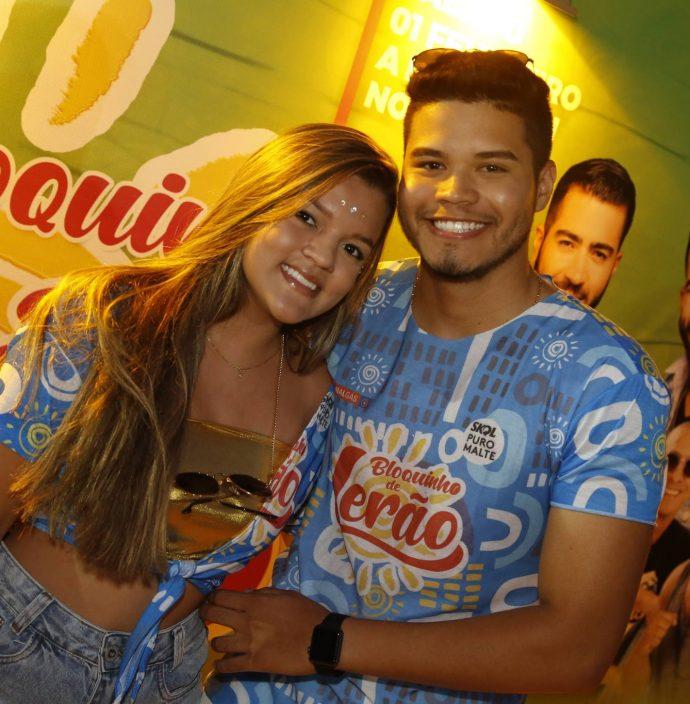 Gabriela Leite E Joao Vitor
