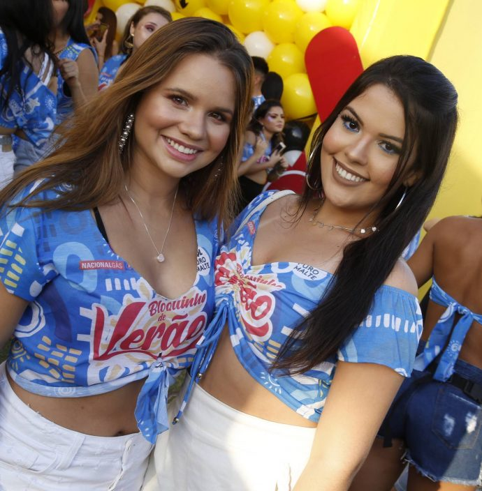 Gabriela Pinheiro E Bruna Paes